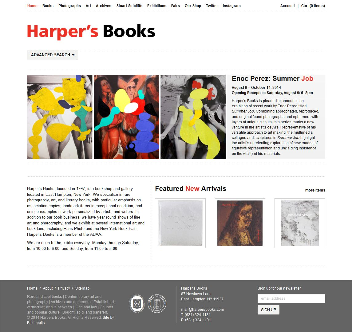 Harpers Books