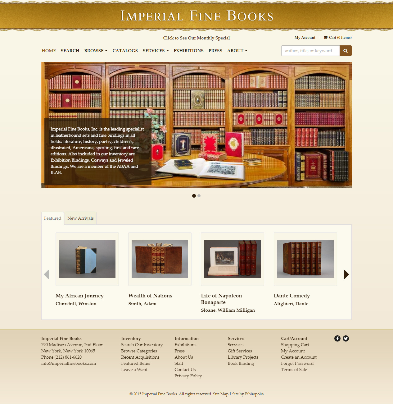 Imperial Fine Books