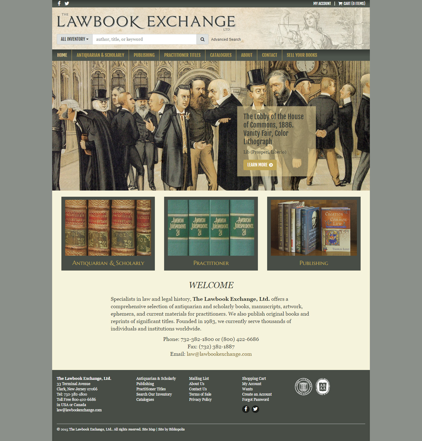 The Lawbook Exchange