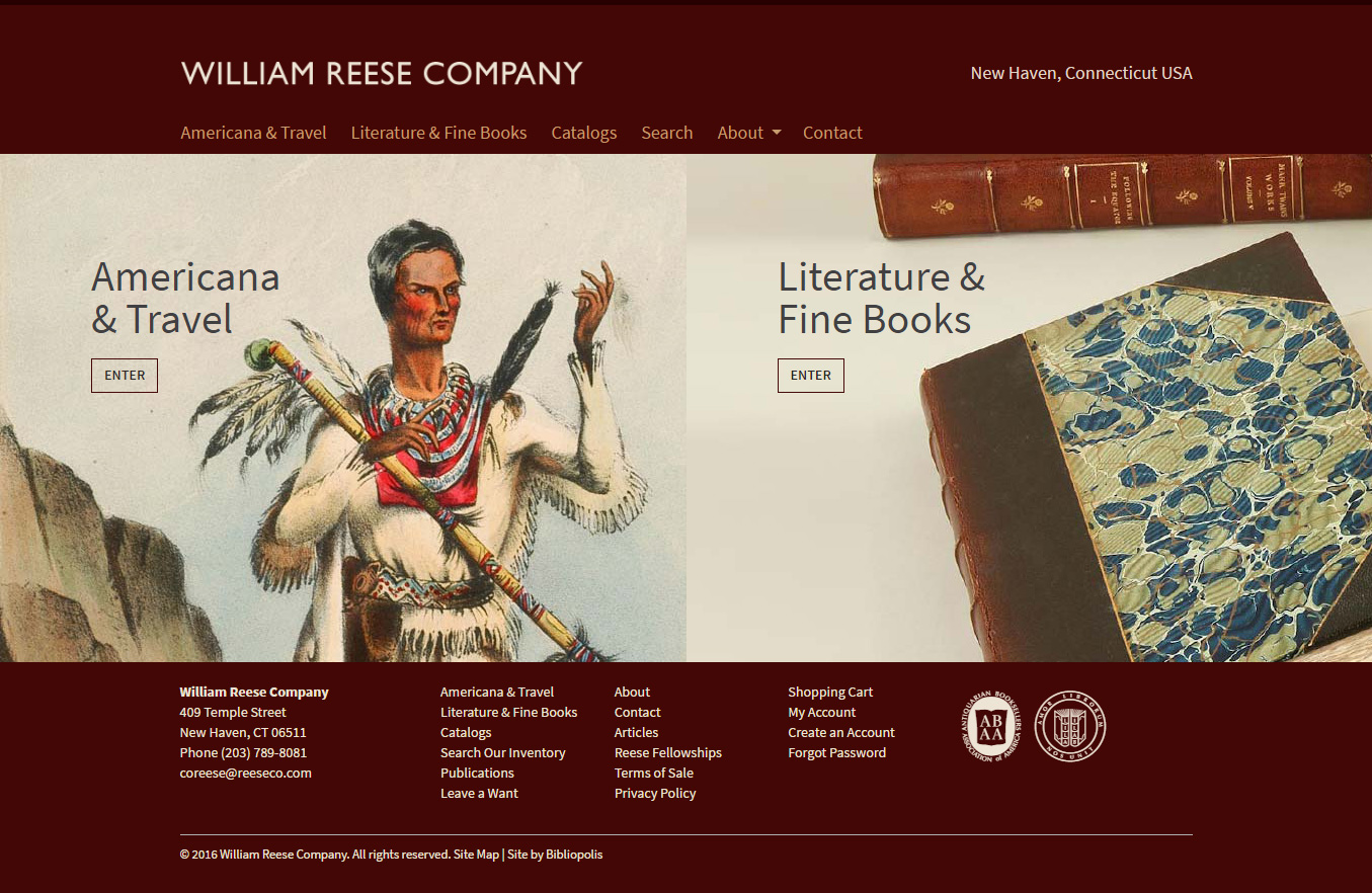 William Reese Company