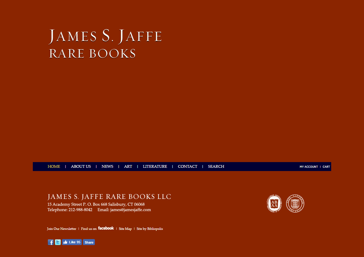 James S. Jaffe Rare Books
